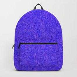 Purple Glitter Backpack