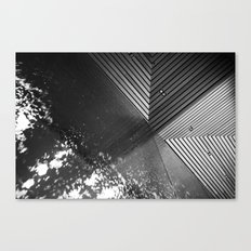 Water on Moma Canvas Print