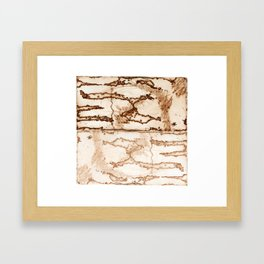 Systematic Framed Art Print
