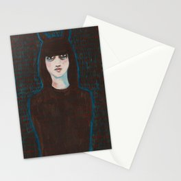 I Am Not Lost I Am Just In Camouflage Stationery Cards