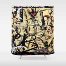 Your Band Sucks Shower Curtain