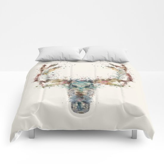 the stag Comforters