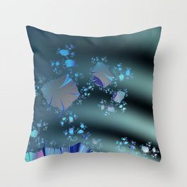 Nightly Miracles Throw Pillow