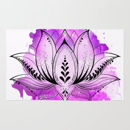 Mother Lotus Rug