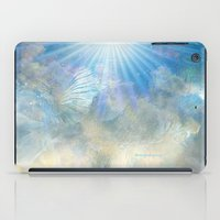 angel wings iPad Cases featuring Angel Wings and Heaven by Sherri of Palm Springs   Art and Design