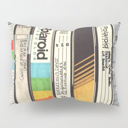 VHS Detail I Pillow Sham