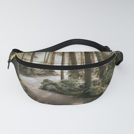 Lost in the Forest - Landscape Photography Fanny Pack