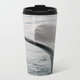 Humpback Whale Tail Metal Travel Mug