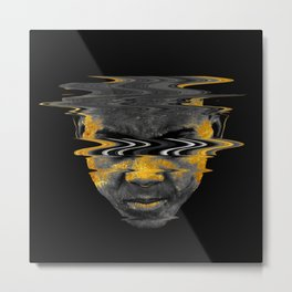 Golden Boy Metal Print