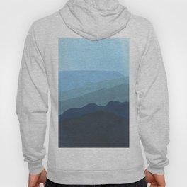 Landscape Blue Hoody