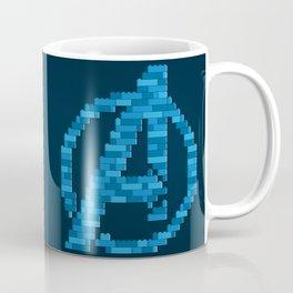 Assembled (Monotone) Coffee Mug
