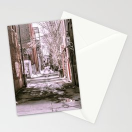 Montreal - Alley Stationery Cards