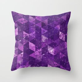 Abstract Geometric Background #35 Throw Pillow