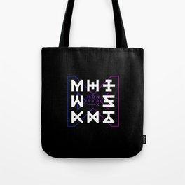 Monsta X -The Code Tote Bag