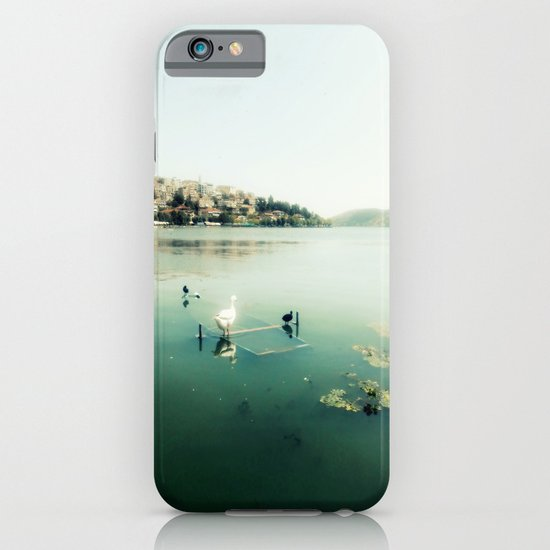 One Lake for Orestes iPhone & iPod Case
