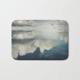 Spaces II - Sea of Clouds Bath Mat