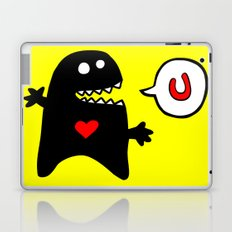 love U Laptop & iPad Skin