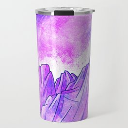 A Strange New World Travel Mug