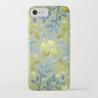 olivia joy iPhone & iPod Cases featuring Olivia by Lisa Argyropoulos