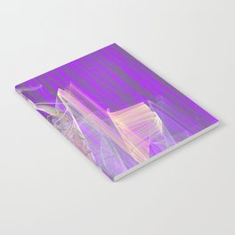 Original Abstract Duvet Covers by Mackin Notebook