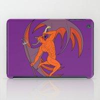 diablo iPad Cases featuring Garita del Diablo by Sanfeliu