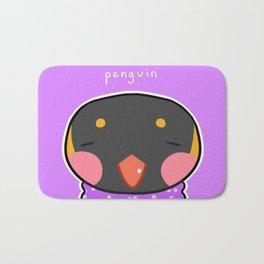 Penguin Friend! Bath Mat