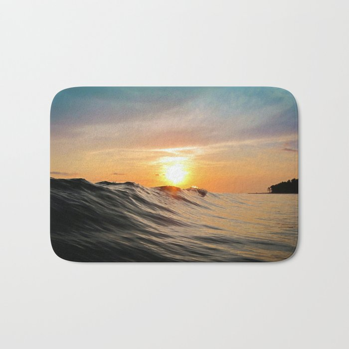 Sunset in Paradise Bath Mat