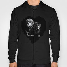 To Love Is To Destroy Hoody