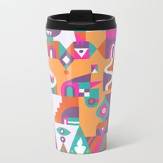 Schema 6 Metal Travel Mug