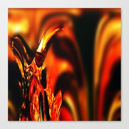Labyrinth of Exploding Mithras (1) Canvas Print