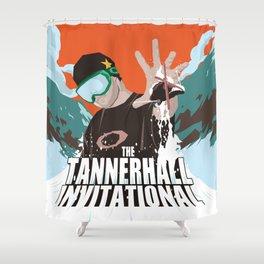 Tanner Hall Invitational Shower Curtain
