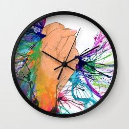 Art Revolution Wall Clock