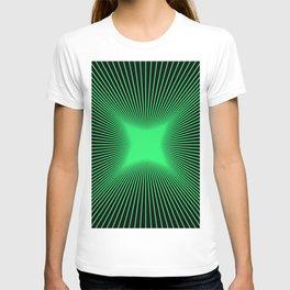 The Emerald Illusion T-shirt