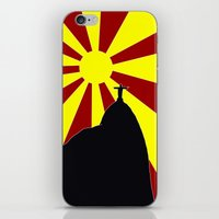 rio iPhone & iPod Skins featuring RIO by Andreas Campos