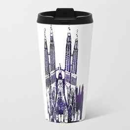 Sagrada Familia (Barcelona) Travel Mug