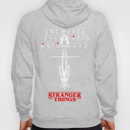 Eleven and the Upside Down Hoody