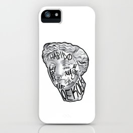 Taged iPhone Case