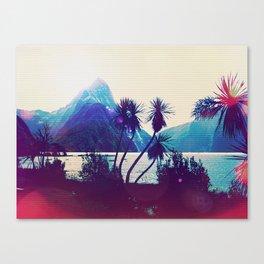 Milford Sound 2 Canvas Print