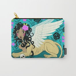 Night Sphinx Carry-All Pouch