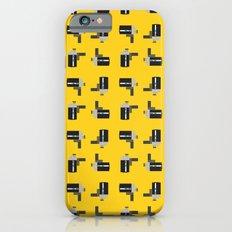 camera 04 pattern Slim Case iPhone 6s