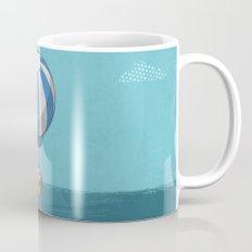 Flying Cupcake Mug