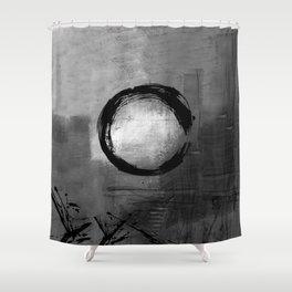 Enso No.MM13J by Kathy Morton Stanion Shower Curtain