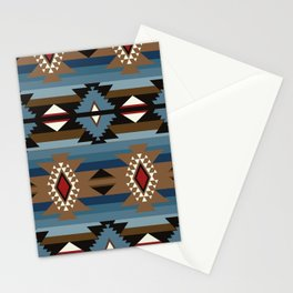 American Native Pattern No. 327 Stationery Cards