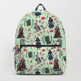 Good Omens Pattern #2  Backpack