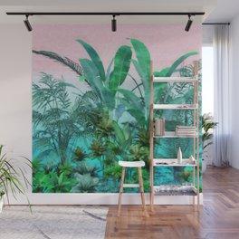 Tropical Paradise IV Wall Mural