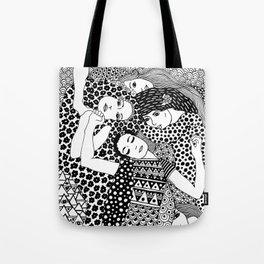 Gustav Klimt - The Virgin Tote Bag