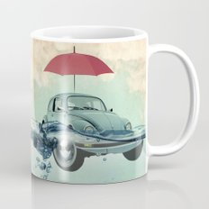 Chance of rain in deep water Mug