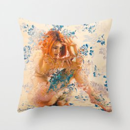 Marbree Throw Pillow
