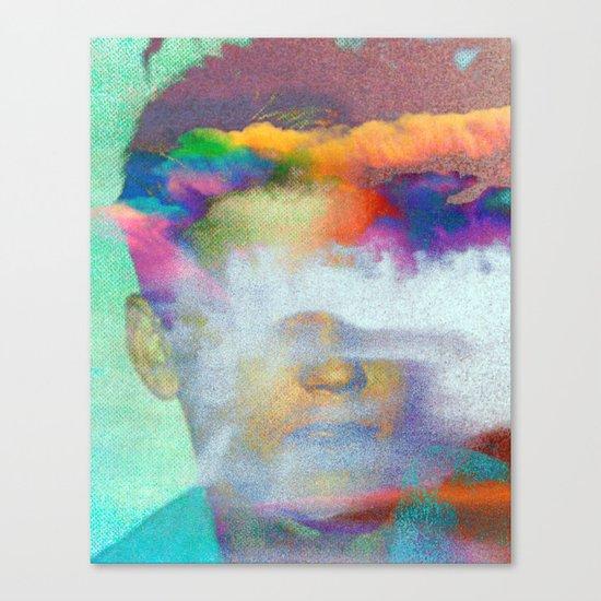 Untitled 20120127c (Corey) Canvas Print