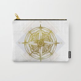Golden Compass Carry-All Pouch